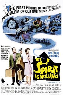 Watch The Spirit Is Willing (1967) movie free online