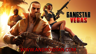 Gangstar Vegas Mod Apk + Data v4.1.0h Unlimited Money VIP Terbaru