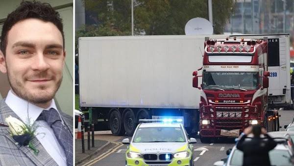 Λιποθύμησε ο οδηγός του φορτηγού μόλις αντίκρισε τα 39 πτώματα