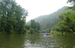 Descenso del Sella con Frontera Verde Aventura.
