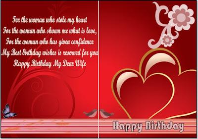 wishing happy birthday to girlfriend