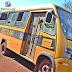 Ônibus escolar é apedrejado após ser deixado em estrada por problemas mecânicos