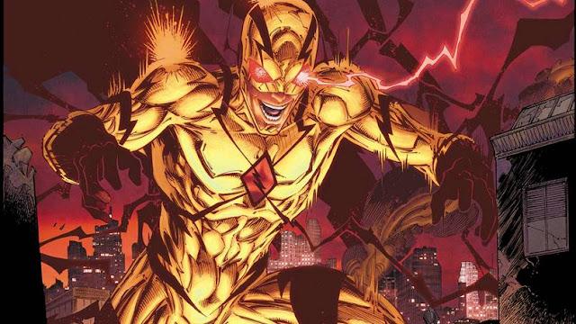 Asal-Usul Professor Zoom / Eobard Thawne / Reverse Flash Versi New 52
