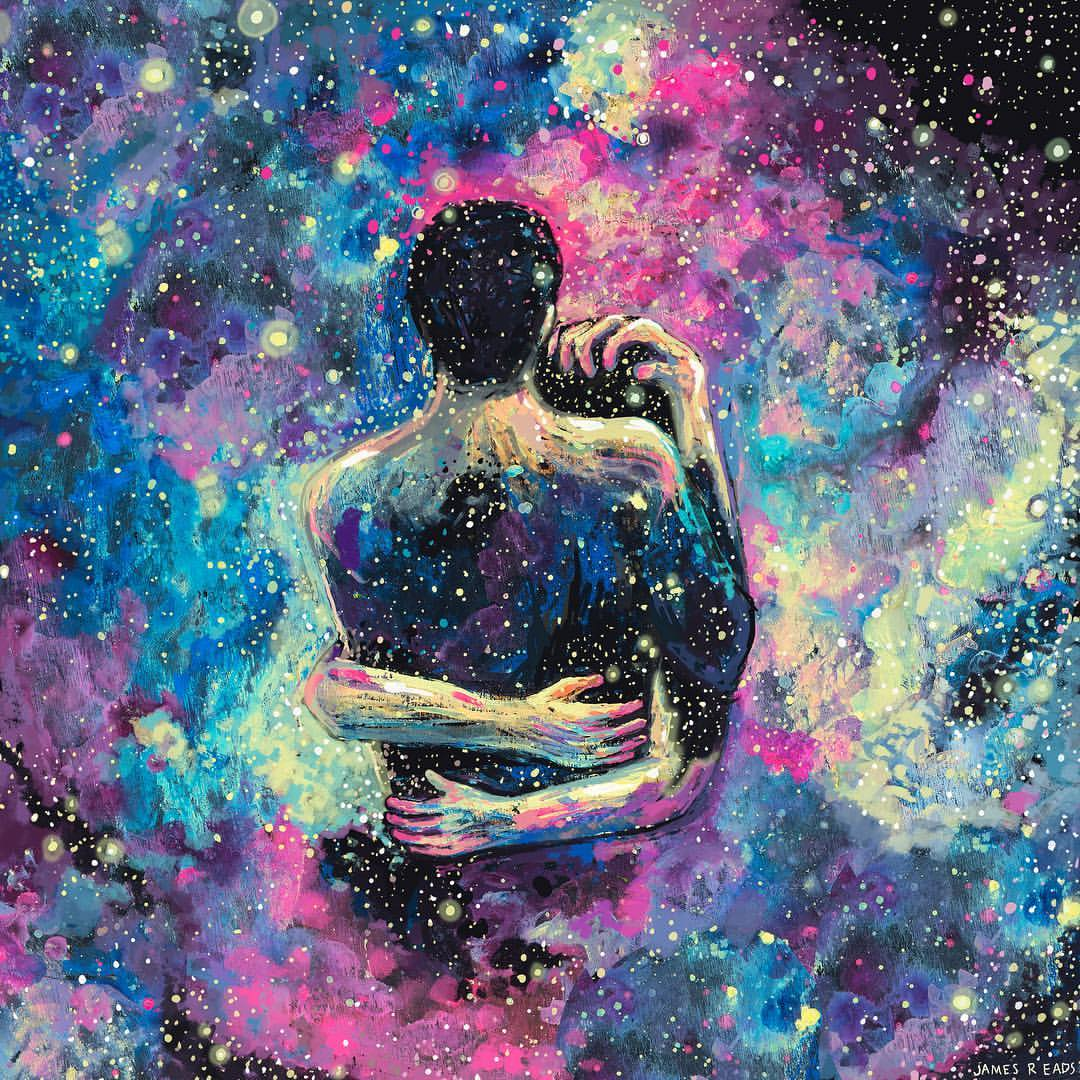 James R. Eads e Chris McDaniel ~ Artes em gif