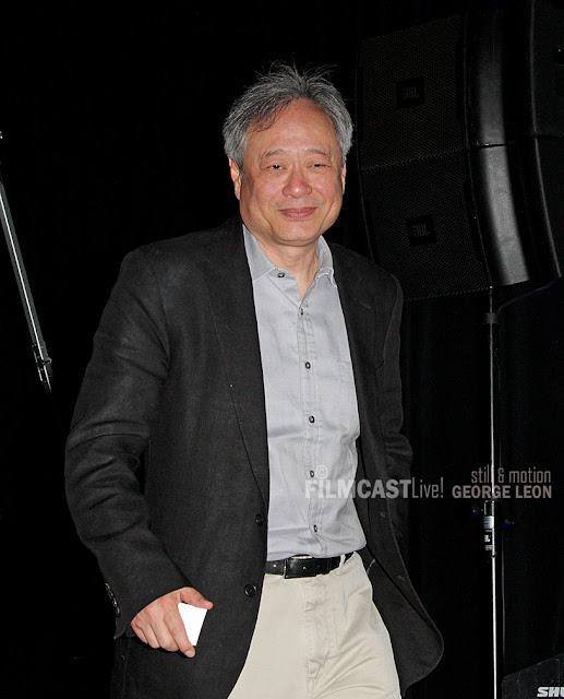 Ang Lee ©GeorgeLeon/filmcastlive