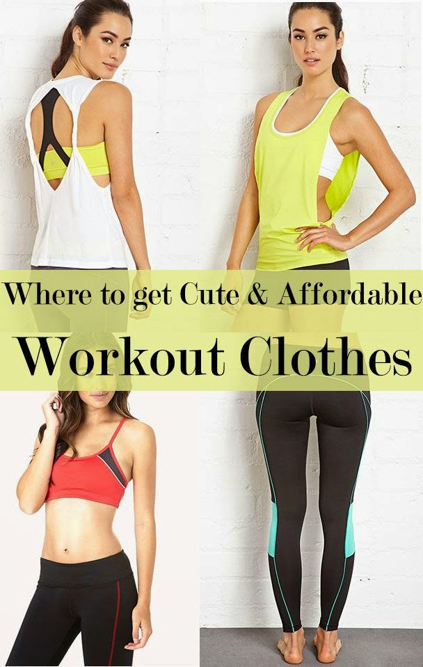 d7fabccff99 A Fit Nurse  7 Places to Buy Affordable Fitness Clothing!