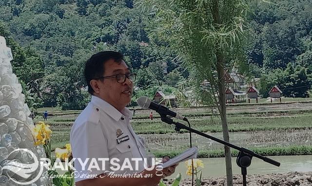 Kementerian Pertanian Hadiri Pola Tanam Semusim di Tambunan Makale