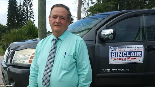 Larry Sinclair Wiki Biography, Age, Mayor, Gay, Husband, Obama, Polygraph, Twitter