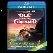 Olé el viaje de Ferdinand (2017) 720p Audio Dual Latino-Ingles
