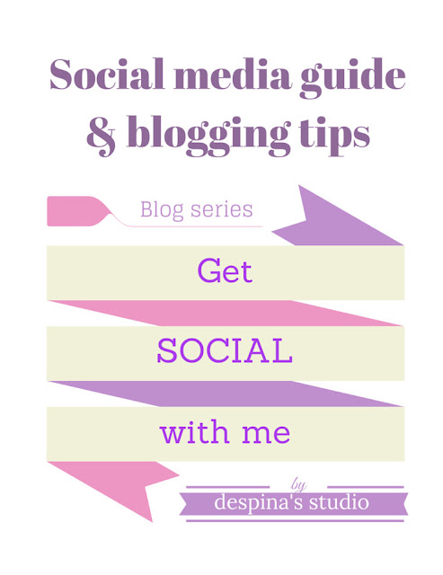 Social media and blogging tips