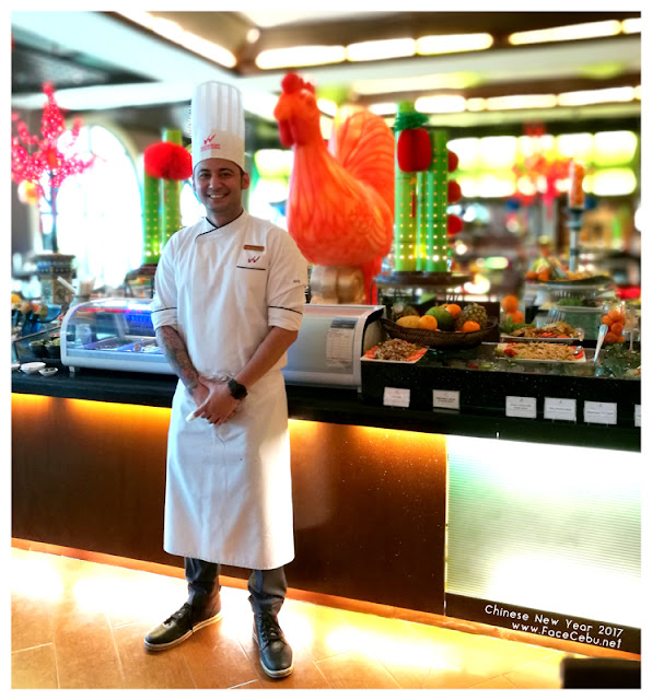 Chef Sam of Waterfront Airport Hotel and Casino