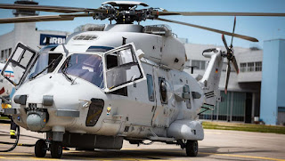 Helikopter NH90 Sea Lion