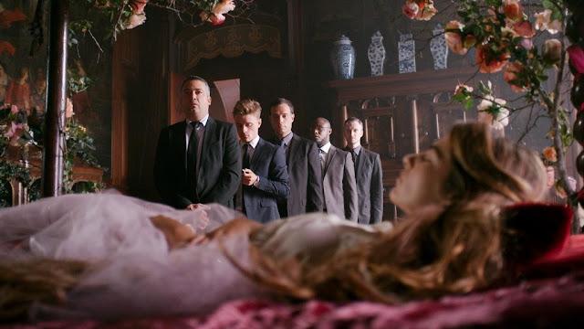 un jour mon prince cinéma Flavia Coste long métrage conte de fées la belle au bois dormant