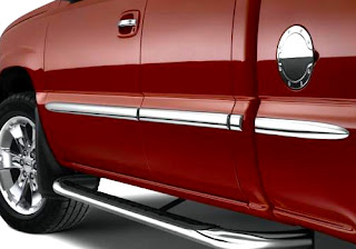 Auto Trim Mouldings & Edge Guards