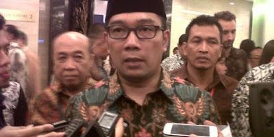 Ngaku Independen, Ridwan Kamil Keliru