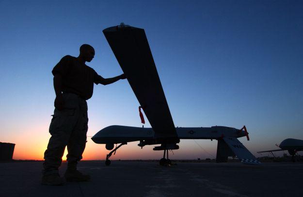 Drone AS Bunuh 30 Warga Sipil Afghanistan