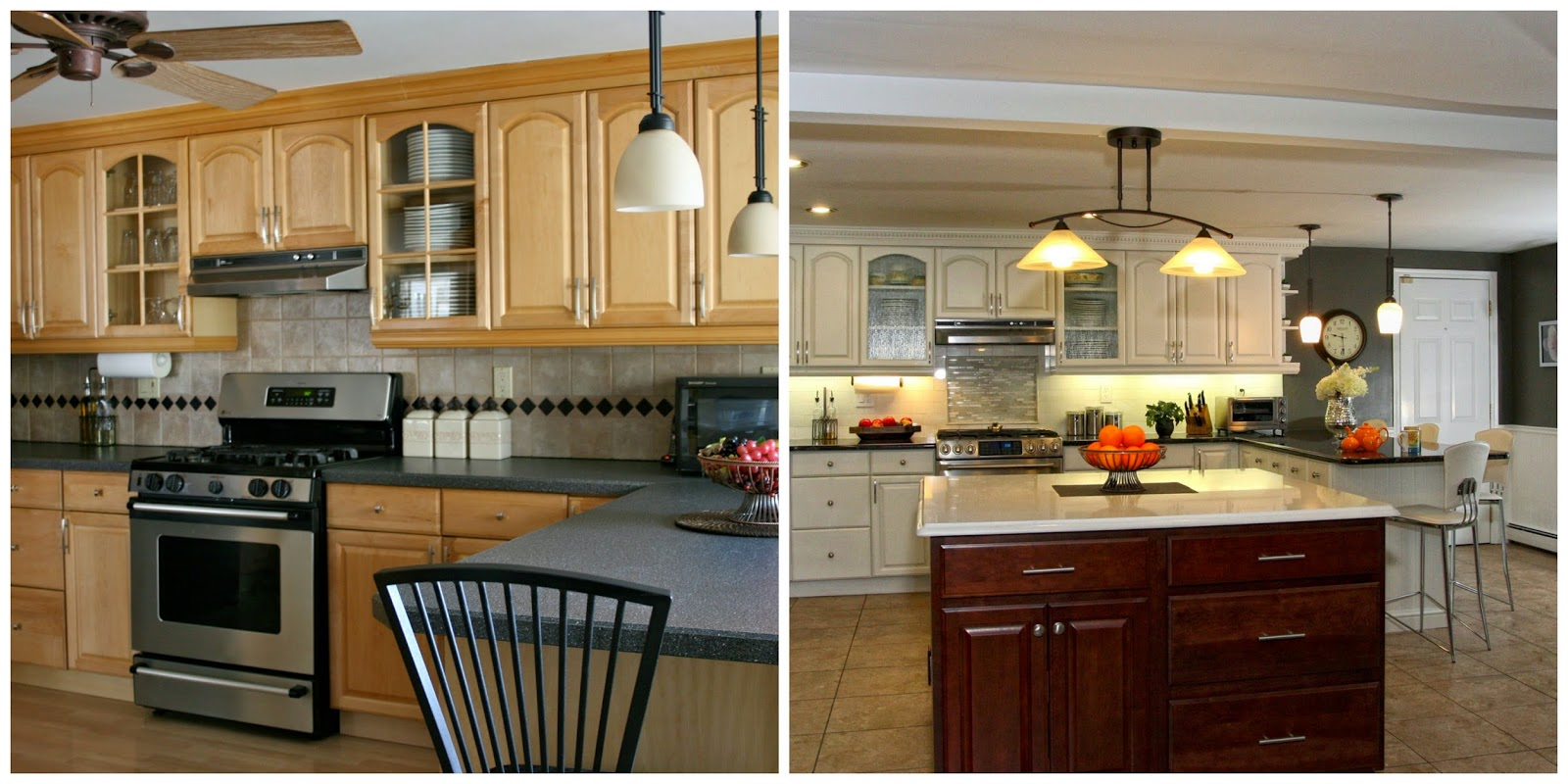 Quickest Way To Paint Kitchen Cabinets Abella Design Revamping Your Old Kitchen Cabinets