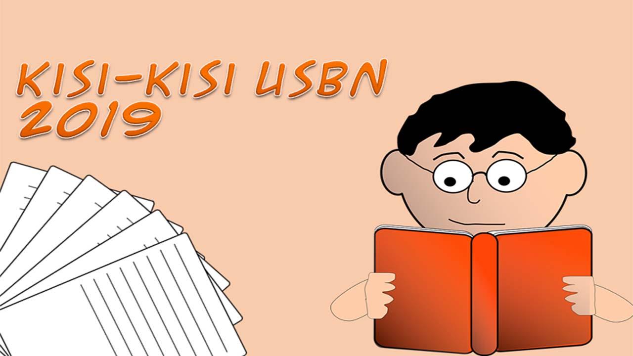 Download Kisi-Kisi USBN SD MI 2018-2019
