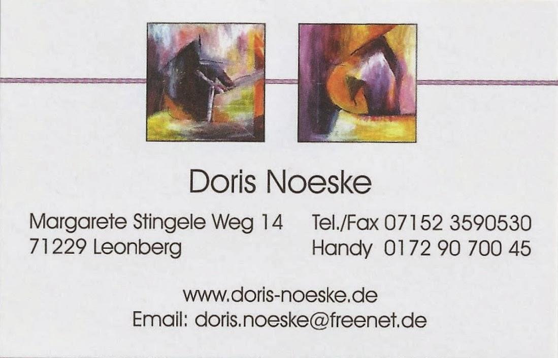 Kontakt Doris Noeske