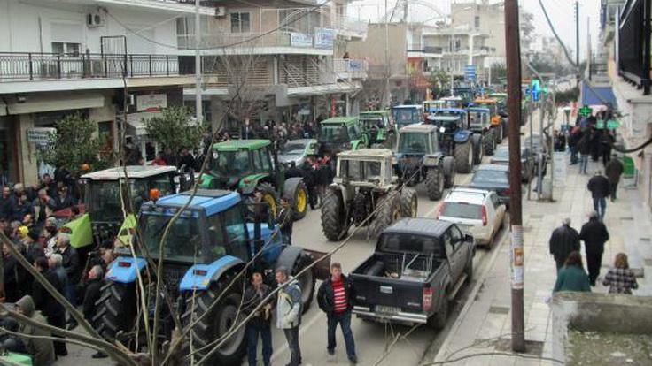 ΟΑΣΕ: Η τρομοκρατία των αγροτοδικείων δεν θα περάσει