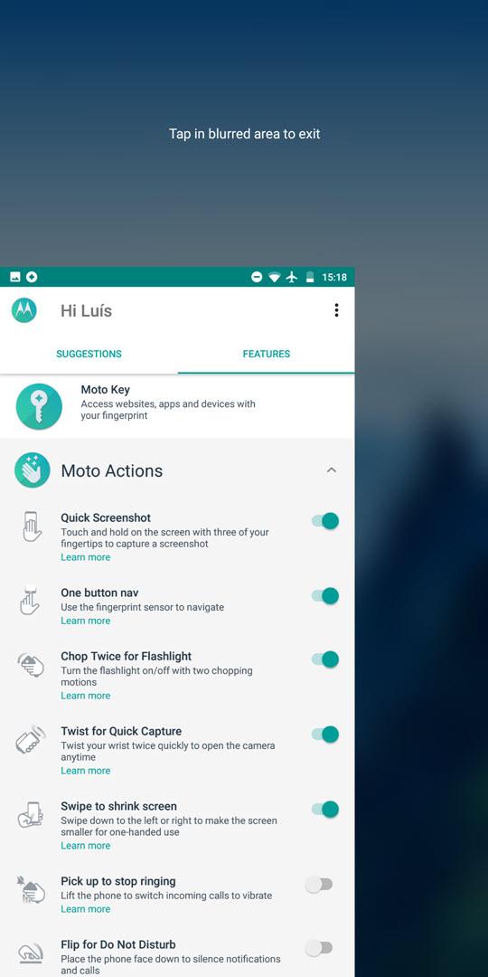 Análise ao Motorola Moto G6 | Aberto até de Madrugada