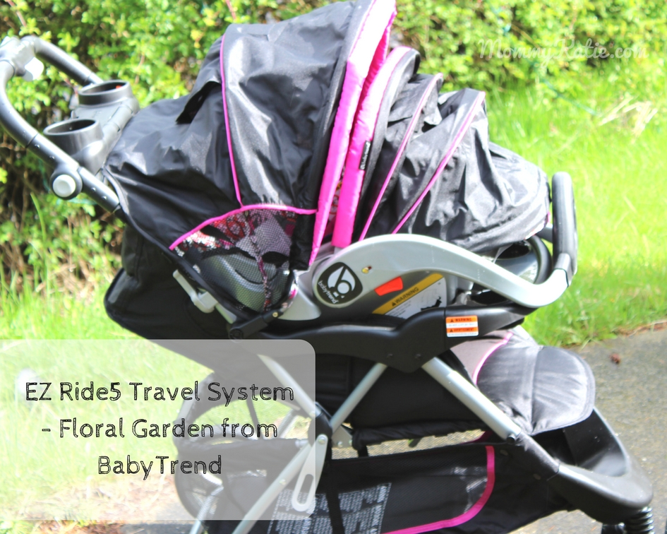 Baby Trend Ez Ride5 Travel System Mommy Katie