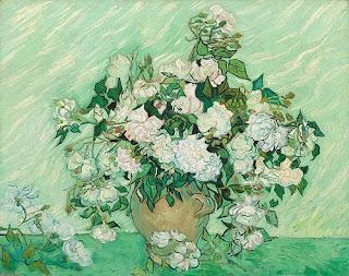 Roses Vincent Van Gogh