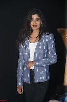 Poonam Kaur looks super cute in Denim at Nakshatram music launch 015.JPG