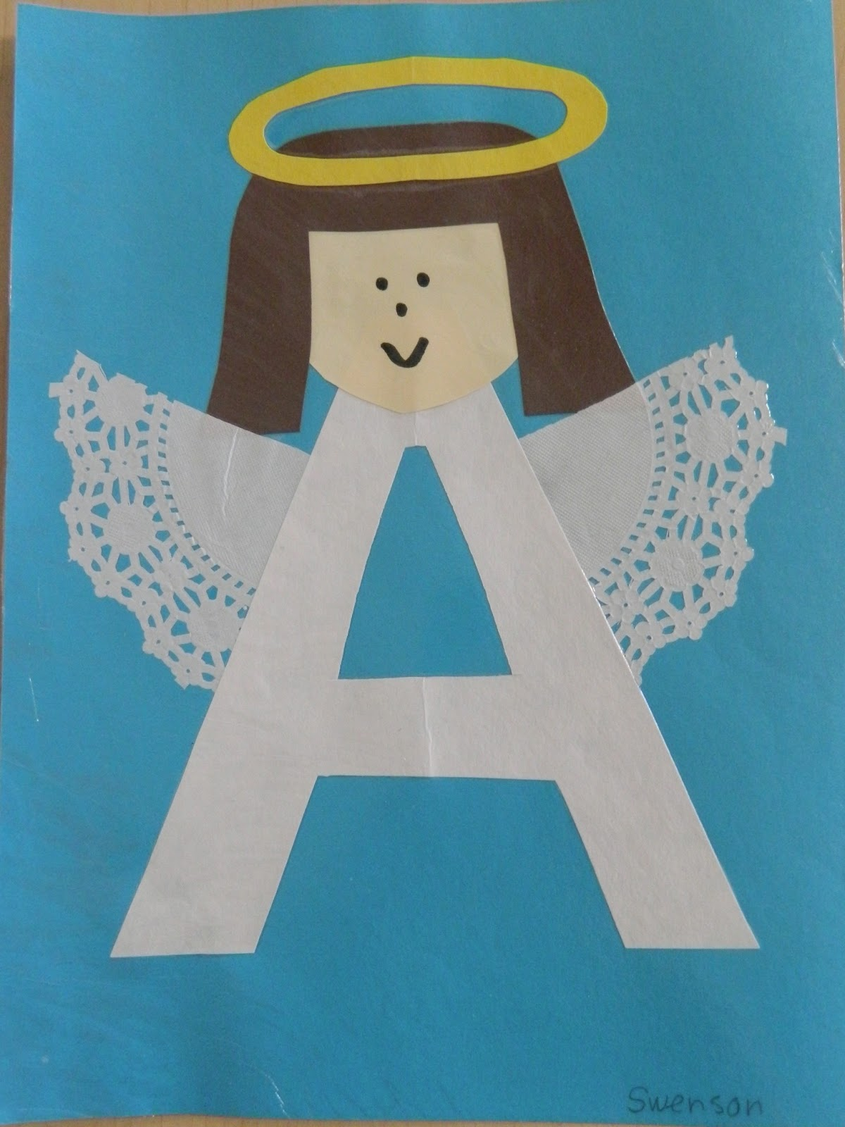 letter a projects for preschool the vintage umbrella preschool alphabet project a h 12931