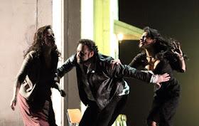 Mascagni: Cavalleria Rusticana - Elina Garanca, Bryan Hymel, Martina Belli - Royal Opera House (Photo ROH/Catherine Ashmore)