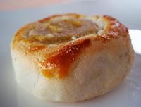 mazapanes rellenos de crema de castaña