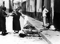 Represión fascista en Sevilla
