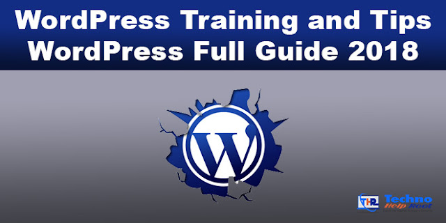 WordPress Full Guide 2018