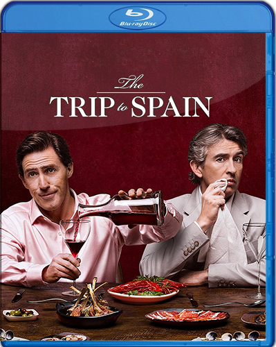 The Trip to Spain [2017] [BD25] [Subtitulado]