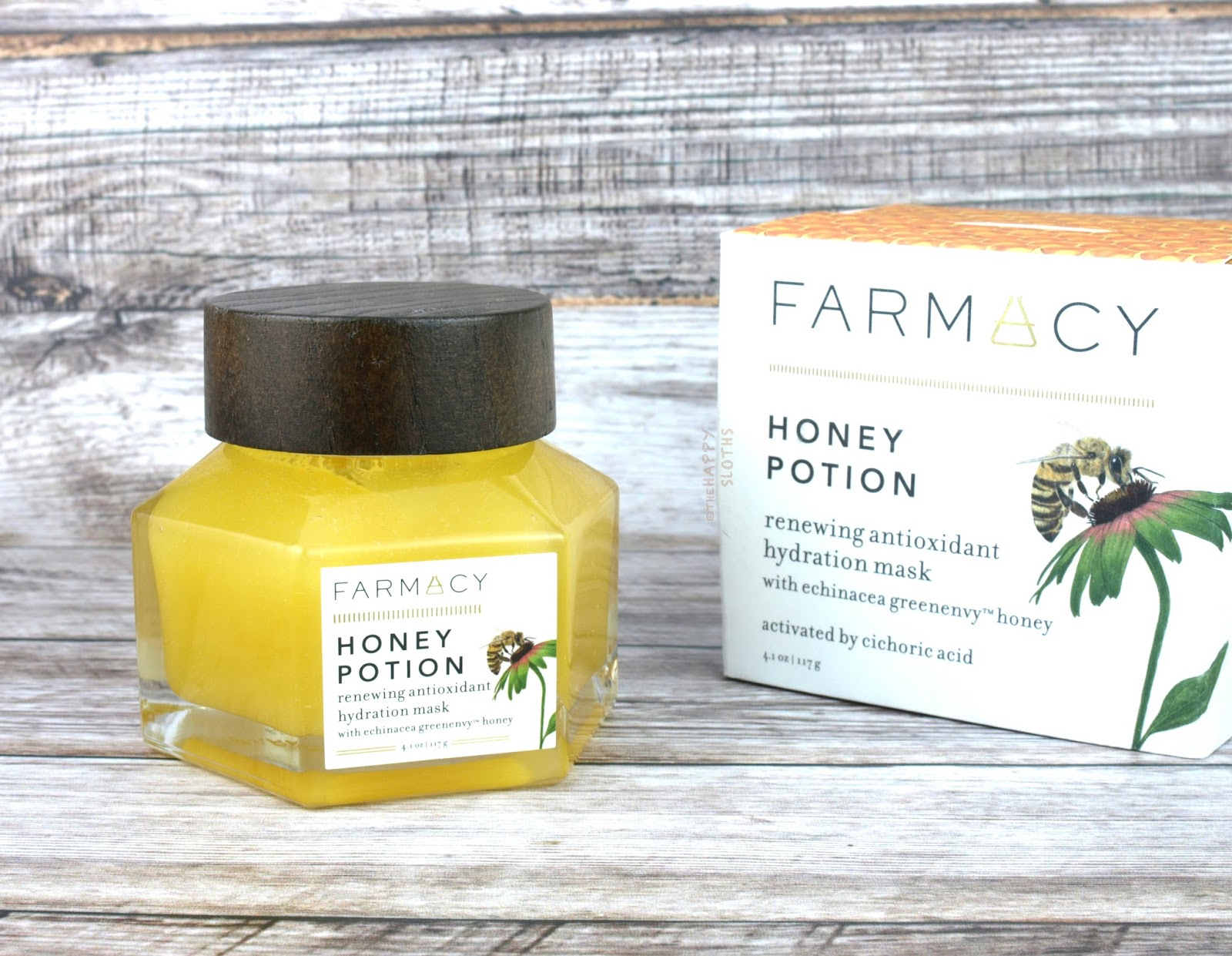 Farmacy Honey Potion Renewing Antioxidant Hydration Mask: Review