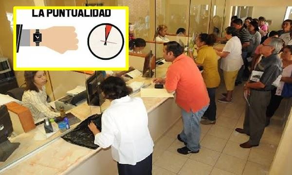 Gobierno gasta 34 mil mdp en premiar a funcionarios que llegan a tiempo