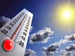 درجات الحرارة المتوقعة غدا الاحد 19-8-2018 في مصر والمحافظات.. طقس حار و القاهرة 35C