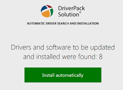 Driver Auto Install Online