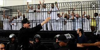 بلأسماء...الحكم 10 سنوات لـ10 من جماعة الإخوان المسلمين بالفيوم