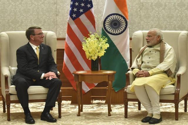 अमेरिका ने भारत से दोस्ती और गहरी की, बनाया बड़ा रक्षा साझेदार