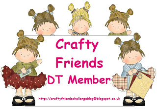 Past DT Member for Crafty Friends