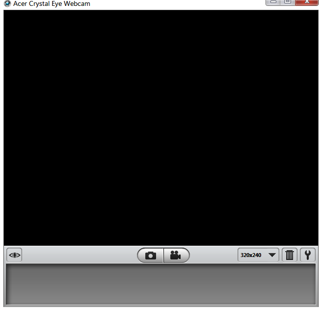 Acer Webcam 101