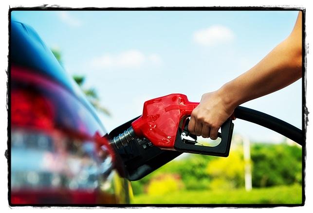 Sejauh mana boleh memandu setelah lampu rizab bahan api menyala?