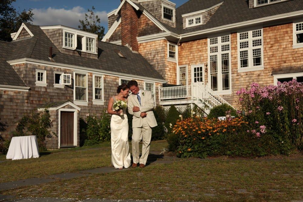 Wetherledge Jamestown RI Wedding Venue