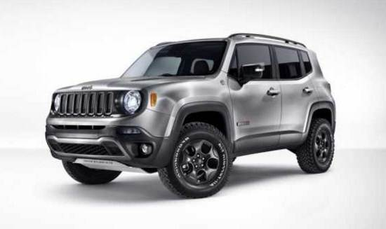 2017 jeep renegade sport vs latitude dodge release. Black Bedroom Furniture Sets. Home Design Ideas