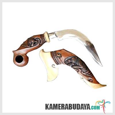 inilah 4 senjata tradisional dari sumatera selatan