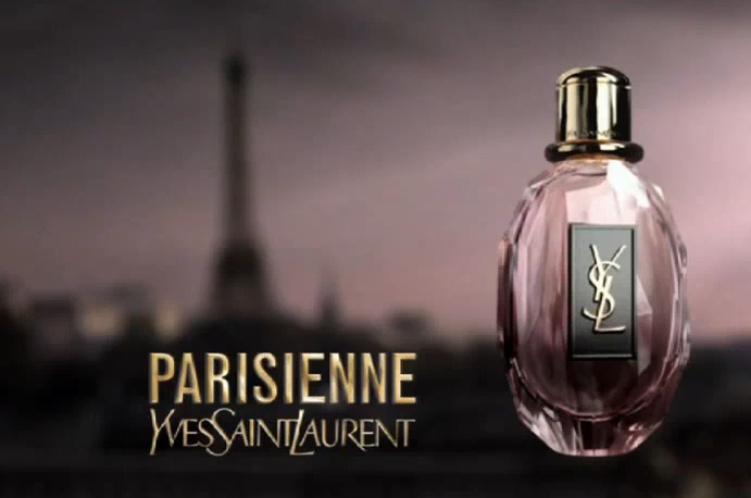 parfum parisienne de yves saint laurent parfum. Black Bedroom Furniture Sets. Home Design Ideas