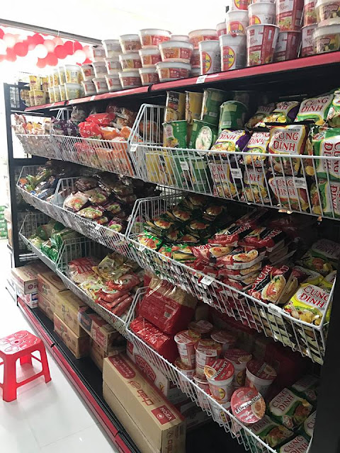 Mở siêu thị mini, cửa hàng tạp hóa thì lấy hàng ở đâu