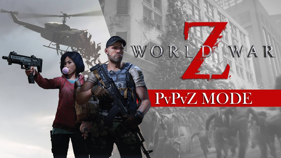 world war z video game pvpvz feature details