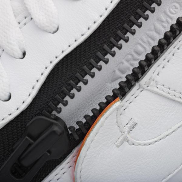 watch 3bf62 38ede Nike Lunar Force 1 SP Acronym. White, White, Bright Crimson. 698699-116